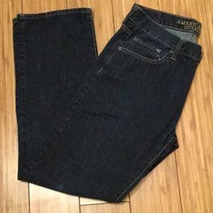 American Eagle 32 x 32 Original Straight Jeans